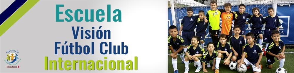 Escuela visión fútbol club
